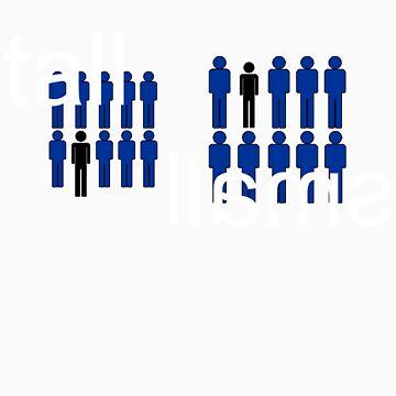 Tall or Small by Wazuki