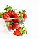 Yummy Strawberries by Anaa