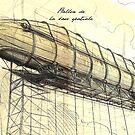 Syberia airship by DAstora
