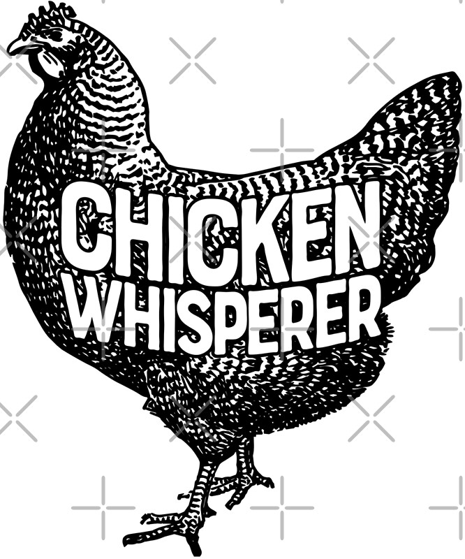 d068de91c Chicken Whisperer Shirt Funny Farming Farm Poultry Gifts T-shirt for  Farmers or Chicken Lovers