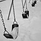 Swings in the Snow by shawng13