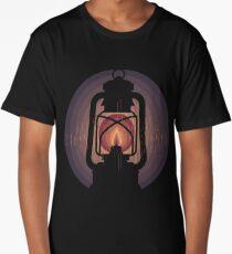 oil lamp Long T-Shirt