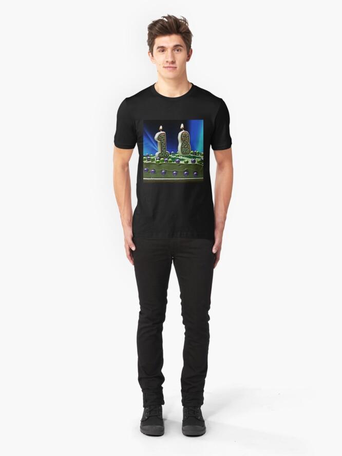 Alternative Ansicht von Feier Slim Fit T-Shirt