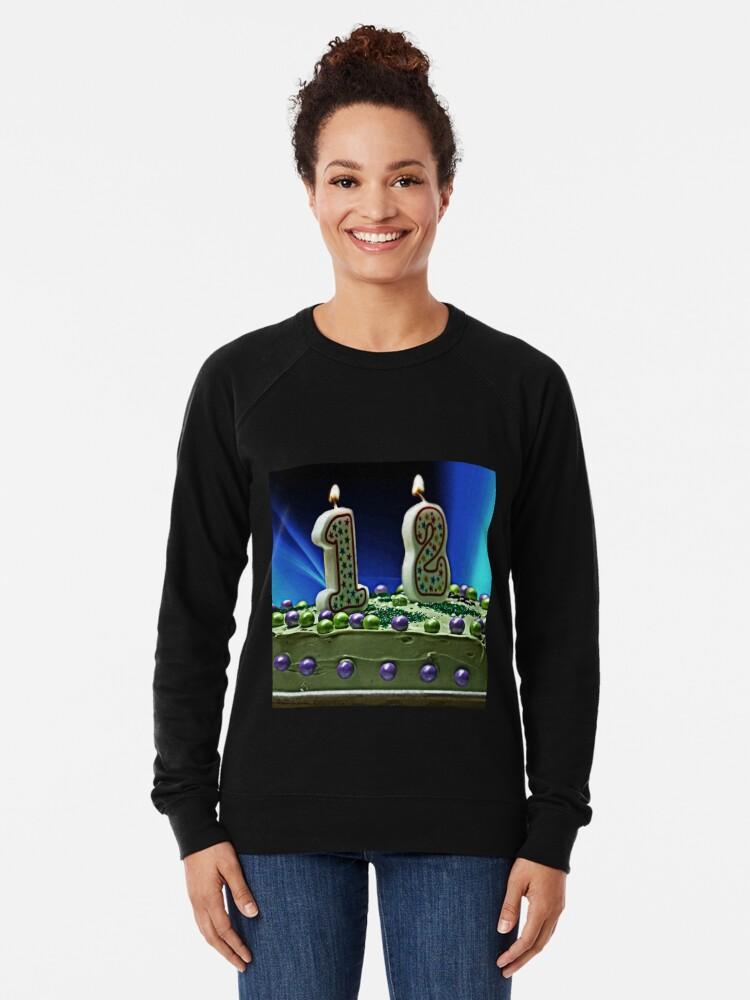 Alternative Ansicht von Feier Leichter Pullover
