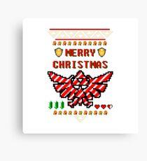 Hyrule Christmas Canvas Print