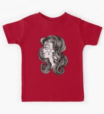 Sugar Skull Sweetheart II Kids Tee