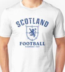 Scotland Football Established Unisex T-Shirt