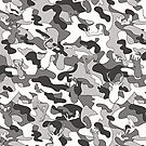 Big Rack Hunter (Women & Bucks) - Gray Camo by LoveOfDictums