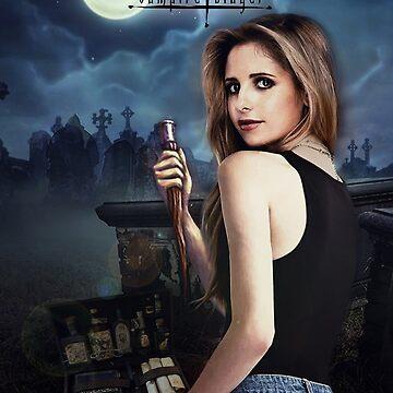 Buffy the vampire slayer by Bulotin