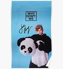 Panda Costume Jack Avery Poster