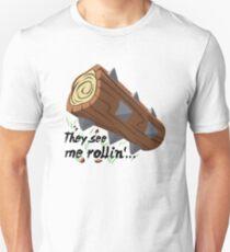 The Log / Tronco (Clash Royale) Unisex T-Shirt