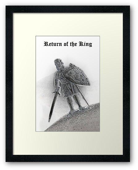 Return of the King by Steve  Woodman