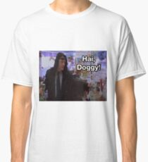 Hai Doggy - The Room  Classic T-Shirt