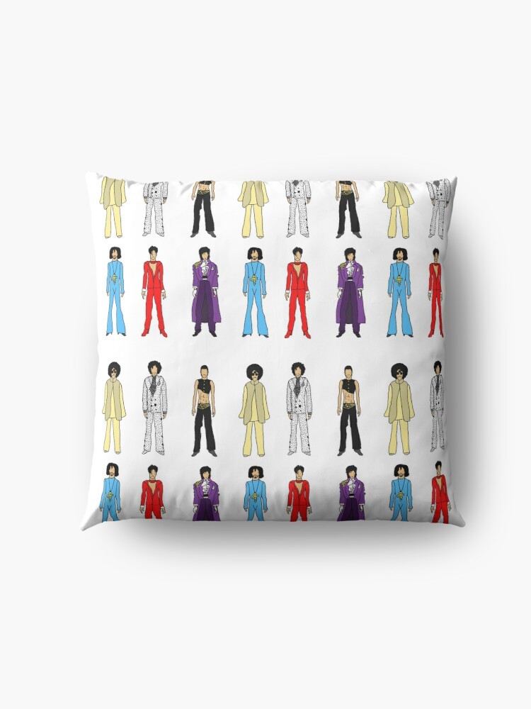 Alternate view of Prince and Princesses Floor Pillow