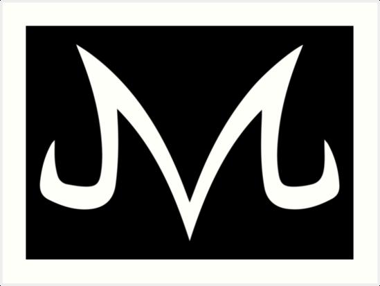Majin Buu Dmon Mark Kunstdrucke Von Kudere Shen Woo Redbubble