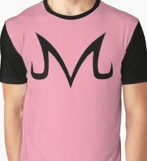 Majin Buu Demon Mark Graphic T-Shirt