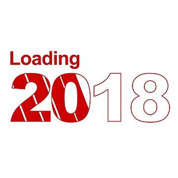 New Year 2018 ! by Thibo85