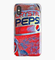 Crystal Pepsi iPhone Case/Skin