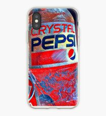 Crystal Pepsi iPhone Case