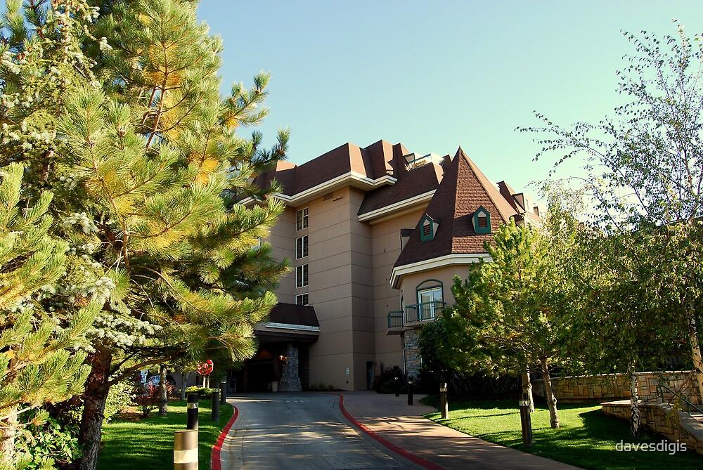 Entering Embassy Tahoe by davesdigis