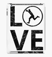 love calling king hobby meister baseball iPad Case/Skin