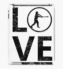 love calling king hobby meister baseball homerun base 2 iPad Case/Skin
