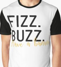 Fizz Buzz Graphic T-Shirt