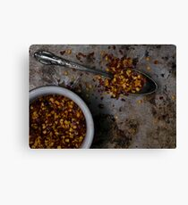 Spice is Nice Canvas Print