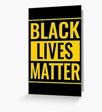 Science is real! Black lives matter! No human is illegal! Love is love! Women's rights are human rights! Kindness is everything! Shirt Greeting Card
