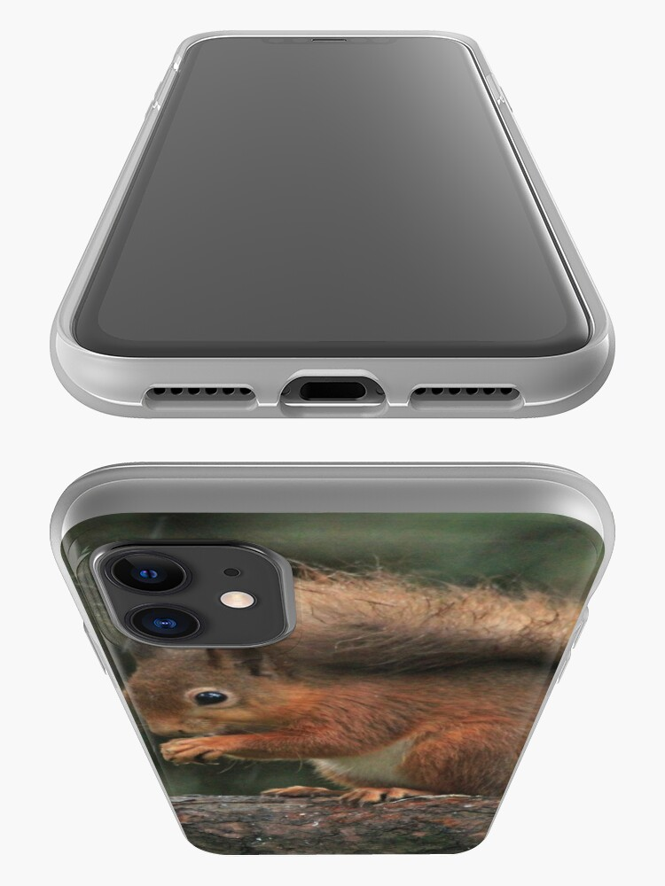 Alternate view of Squirrel shelter iPhone Case & Cover