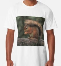 Squirrel shelter Long T-Shirt