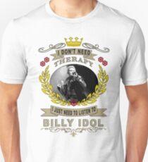 billy idol one love Unisex T-Shirt