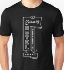 Remember The Embassy Unisex T-Shirt