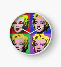 Reloj MARILYN MONROE PCM ANDY WARHOL POP ART PARODY