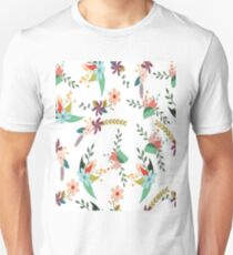 Floral Graphic Pattern T-Shirt