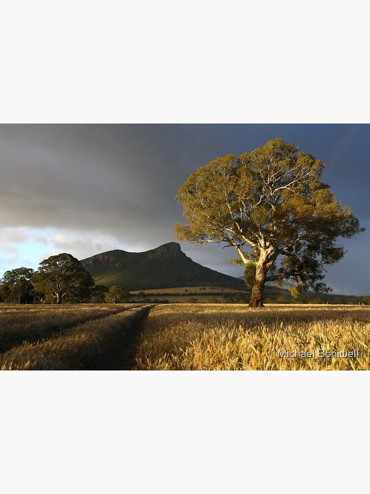 Wild Light over the Grampians, Dunkeld, Australia by Chockstone