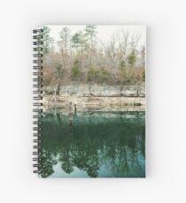 Beaver Lake Spiral Notebook