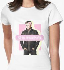 Dean Winchester Flower Boi T-Shirt