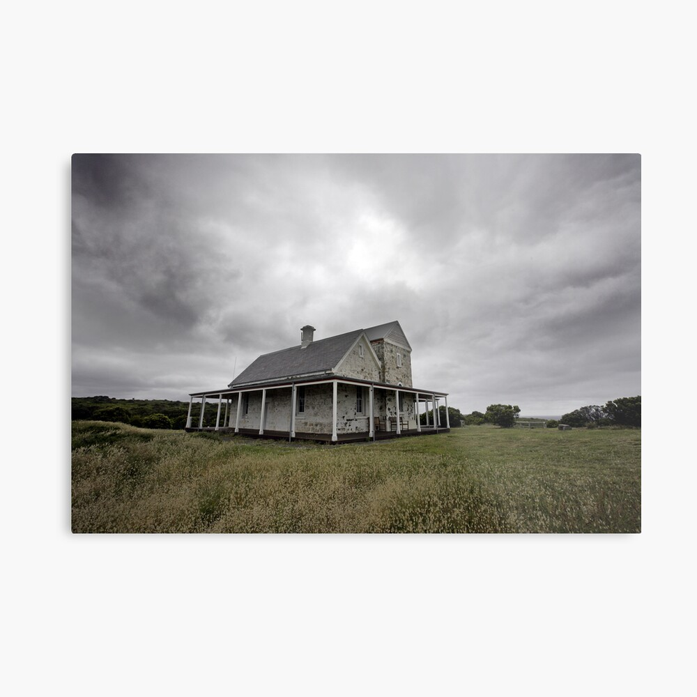 Cape Otway Lighthouse Telegraph Station (Circa 1859), Australia Metal Print