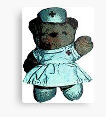 The Nurse Who Loved Me Metal Print