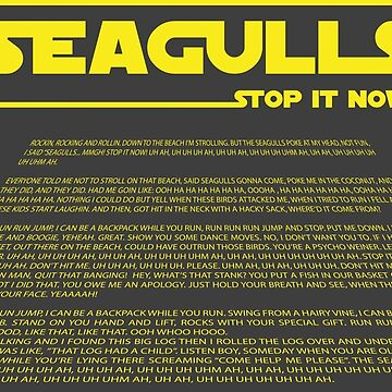 Seagulls lyrics by nielsrevers