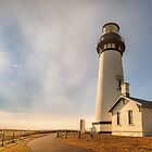 Yaquina Head Light by Owed To Nature