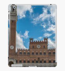 City Hall Bell Tower, Siena, Italy iPad Case/Skin
