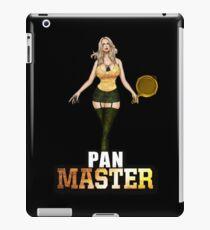 Hot Soldier Pan Master Girl iPad Case/Skin