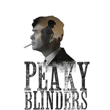 Peaky Blinders -Thomas Shelby  by Mojito10