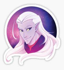 Prince Lotor Sticker