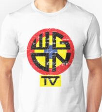 WGON TV Slim Fit T-Shirt