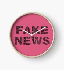 Fake News Clock