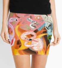 Pardise before the fire (SGHN) Mini Skirt