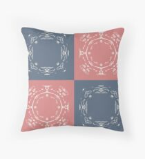 Abstracts Throw Pillow